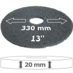 Super-Pad schwarz
