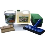 Angebot zur Terrassenreinigung