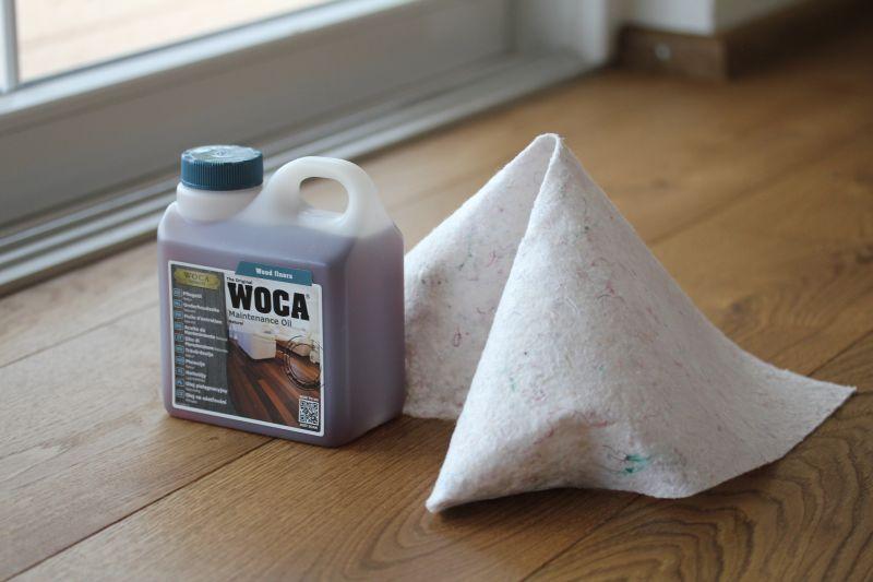 Mit Woca Pflegeöl für Holz sind perfekte Resultate zu erreichen. Unsere Anleitung soll Ihnen dabei helfen.